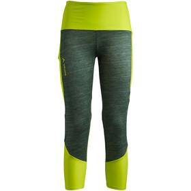 VAUDE Green Core Tights Damen bright green